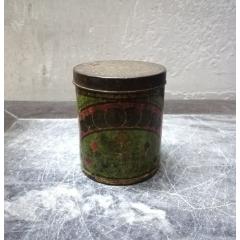 紋飾獨特的民國鐵皮圓煙罐(se78080174)_7788舊貨商城__七七八八商品交易平臺(7788.com)