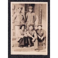 50年代美女軍人在太原904部隊訓練處合影老照片1張(尺寸約6.6*9.4厘米)(se78092086)_7788舊貨商城__七七八八商品交易平臺(7788.com)
