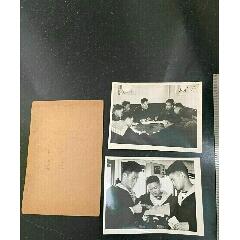 1959年新華社新聞老照片2張一套五年如一日海軍某艦艇官兵學習生活照孤品非(se78092390)_7788舊貨商城__七七八八商品交易平臺(7788.com)