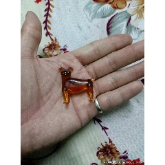玻璃狗——《稀少茶色,收藏級》(se78095782)_7788舊貨商城__七七八八商品交易平臺(7788.com)