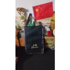 上世紀80年代人造革上海牌公文包公文夾民俗懷舊老物品。(se78102773)_7788舊貨商城__七七八八商品交易平臺(7788.com)