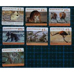 澳大利亞郵票----動物(信銷票)(se78103051)_7788舊貨商城__七七八八商品交易平臺(7788.com)