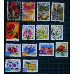 澳大利亞郵票-----鮮花(信銷票)(se78103093)_7788舊貨商城__七七八八商品交易平臺(7788.com)