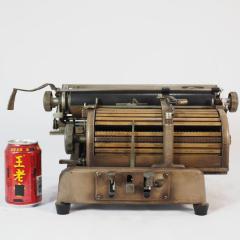 日本Toshiba古董稀有日本東芝活字筒古董打字機老式滾筒打字機(se78108869)_7788舊貨商城__七七八八商品交易平臺(7788.com)