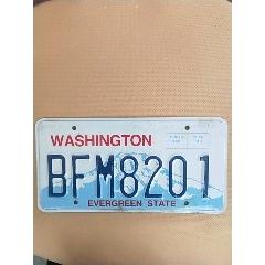 保真美國華盛頓老車牌過期車牌(se78109827)_7788舊貨商城__七七八八商品交易平臺(7788.com)