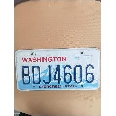 保真US華盛頓老車牌過期車牌(se78109934)_7788舊貨商城__七七八八商品交易平臺(7788.com)