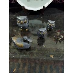 一只錫鴨子和三只貓頭鷹(se78118996)_7788舊貨商城__七七八八商品交易平臺(7788.com)