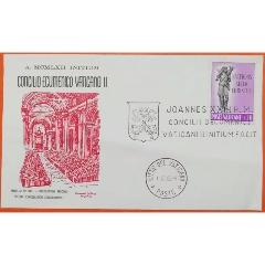 梵蒂岡郵票1962年祭司的職任雕塑首日封(se78121592)_7788舊貨商城__七七八八商品交易平臺(7788.com)