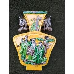 八仙雕塑瓷老瓶(se78122902)_7788舊貨商城__七七八八商品交易平臺(7788.com)