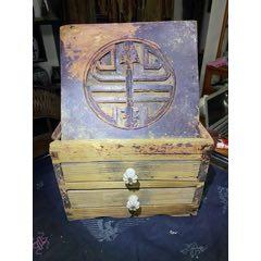 清朝(木梳妝盒)木盒(se78128330)_7788舊貨商城__七七八八商品交易平臺(7788.com)