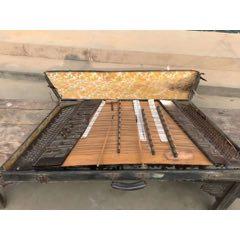 老樂器,老揚琴,保存完好,原裝老皮箱,可正常使用。(se78130276)_7788舊貨商城__七七八八商品交易平臺(7788.com)