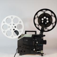 現貨220V愛爾莫Elmo槽式機16毫米16mm電影機放映機帶變焦頭9品(se78172381)_7788舊貨商城__七七八八商品交易平臺(7788.com)