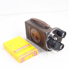 西洋古董相機工業風擺件美BellHowell16毫米mm膠片電影攝影機(se78172512)_7788舊貨商城__七七八八商品交易平臺(7788.com)