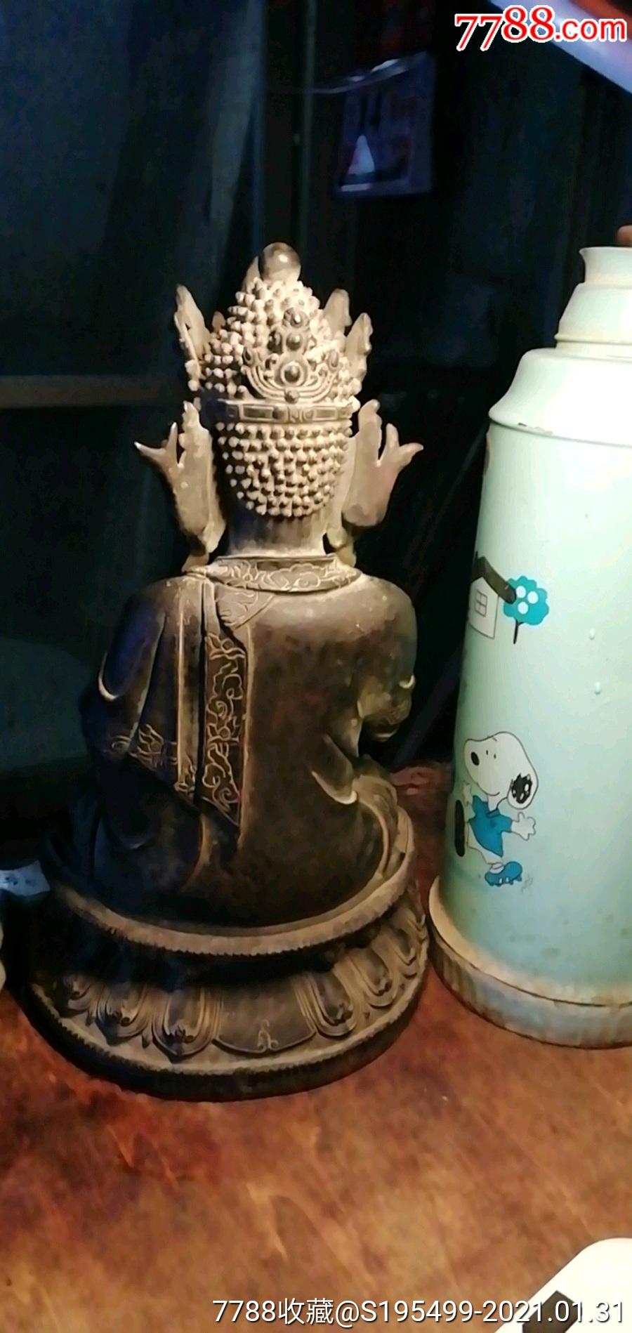 古董铜佛像_价格9500元_第3张_7788收藏__收藏热线