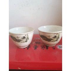 松鶴茶杯兩個(se78182532)_7788舊貨商城__七七八八商品交易平臺(7788.com)