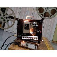 長江牌16毫米鐵皮外克鎢燈電影放映機一套。品相一流,且圖像清晰,聲音響亮。(se78194556)_7788舊貨商城__七七八八商品交易平臺(7788.com)