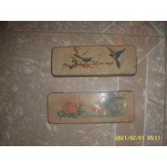 早期鐵皮文具盒2個合售(se78204832)_7788舊貨商城__七七八八商品交易平臺(7788.com)