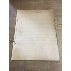美國普渡大學論文手稿(英文書寫)1926年(se78215535)_7788舊貨商城__七七八八商品交易平臺(7788.com)
