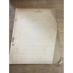 美國普渡大學論文手稿(英文書寫)1925年(se78215668)_7788舊貨商城__七七八八商品交易平臺(7788.com)
