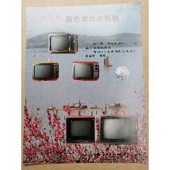 凱歌牌電視機,紅梅牌電視機廣告(se78215912)_7788舊貨商城__七七八八商品交易平臺(7788.com)