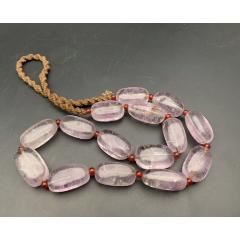 收到紫水晶一串、天然水晶整串15粒(se78223849)_7788舊貨商城__七七八八商品交易平臺(7788.com)