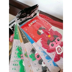 2008年北京旅游紀念品(五個福娃掛件)(se78227041)_7788舊貨商城__七七八八商品交易平臺(7788.com)