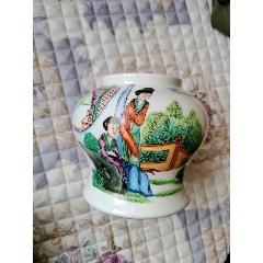 仕女圖茶葉罐(se78229308)_7788舊貨商城__七七八八商品交易平臺(7788.com)