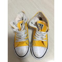 黃色帆布童鞋(se78230997)_7788舊貨商城__七七八八商品交易平臺(7788.com)