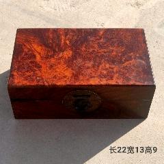 黃花梨影子首飾盒,紋理很好,全品。(se78233271)_7788舊貨商城__七七八八商品交易平臺(7788.com)