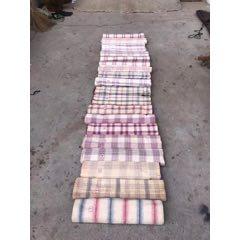 老棉粗布若干捆。寬0.6米長8米左右,5捆一組,純手工制作。(se78240189)_7788舊貨商城__七七八八商品交易平臺(7788.com)