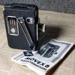 西洋古董相機工業風老機械愛克發Agfa8毫米mm膠片手搖電影攝影機(se78243582)_7788舊貨商城__七七八八商品交易平臺(7788.com)