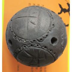 H13299黑陶泥繡球(世界和平)(se78246587)_7788舊貨商城__七七八八商品交易平臺(7788.com)