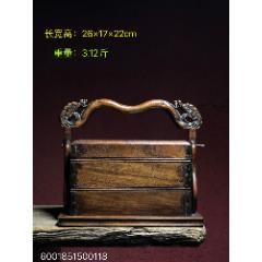 舊藏創匯時期花梨木提盒(完好完整)(se78246947)_7788舊貨商城__七七八八商品交易平臺(7788.com)