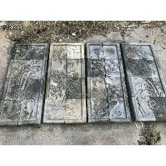 老磚雕一套4片(se78249761)_7788舊貨商城__七七八八商品交易平臺(7788.com)
