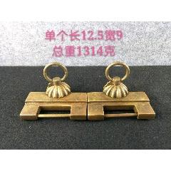 轉形老銅鎖一對,都帶原配鑰匙?,品相一流,可以正常使用(se78250991)_7788舊貨商城__七七八八商品交易平臺(7788.com)