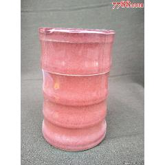 紅釉瓷老筆筒(se78254865)_7788舊貨商城__七七八八商品交易平臺(7788.com)
