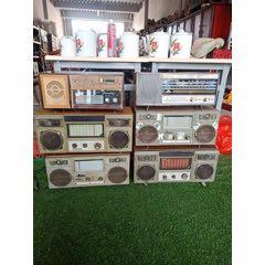 鄉下收來老收音機6個,品相完整,正常始用(se78255352)_7788舊貨商城__七七八八商品交易平臺(7788.com)