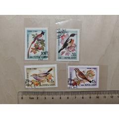 1981年,前蘇聯郵票,小鳥4枚齊售,漂亮,田園風。動物、鳥類收藏主題(se78255958)_7788舊貨商城__七七八八商品交易平臺(7788.com)