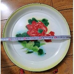 45㎝大直徑搪瓷盤子(se78255989)_7788舊貨商城__七七八八商品交易平臺(7788.com)