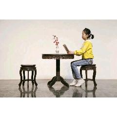 圓桌配太子凳一套。一桌兩凳,可分開靠墻擺設,可用于客廳茶社會所。小歇(se78256518)_7788舊貨商城__七七八八商品交易平臺(7788.com)