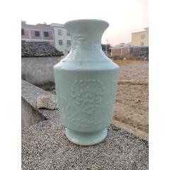 八十年代花瓶,瓶身天生有小開小片。(se78256833)_7788舊貨商城__七七八八商品交易平臺(7788.com)