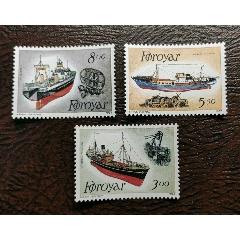 行業生產~1987丹麥法羅群島漁船3全新(se78258605)_7788舊貨商城__七七八八商品交易平臺(7788.com)