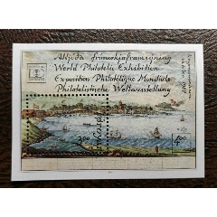 郵展~1987丹麥法羅群島哥本哈根世界郵展1全新(se78258661)_7788舊貨商城__七七八八商品交易平臺(7788.com)