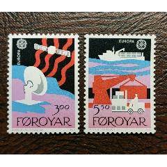 行業科技~1988丹麥法羅群島通訊和物流2全新(se78259193)_7788舊貨商城__七七八八商品交易平臺(7788.com)