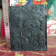 純手工雕刻,精品老木雕神像菩薩佛像雕版印版,木質應該是紅木(se78260728)_7788舊貨商城__七七八八商品交易平臺(7788.com)