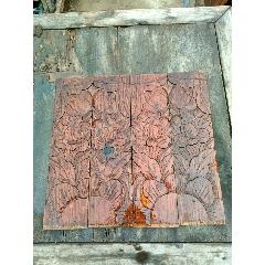 木雕花板四塊(se78265281)_7788舊貨商城__七七八八商品交易平臺(7788.com)