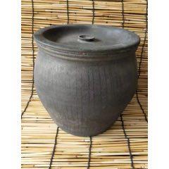 清代黑陶罐,品相好完整,收藏擺設佳品。(se78266829)_7788舊貨商城__七七八八商品交易平臺(7788.com)