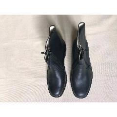 全新二雙上海產短靴單皮鞋42碼二雙(se78268699)_7788舊貨商城__七七八八商品交易平臺(7788.com)