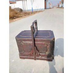 清代精美的小食盒,品相完整牢固,正常使用。(se78269267)_7788舊貨商城__七七八八商品交易平臺(7788.com)