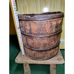 清帶鐵箍的老卷缸(se78269514)_7788舊貨商城__七七八八商品交易平臺(7788.com)